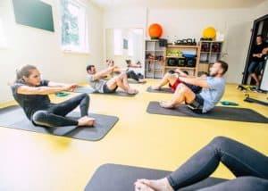 Rückenschule - Physiotherapie Potenzial